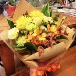 フラワーズバイアイビーの花束05