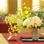 ゲストテーブル装花3