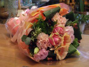 フラワーズバイアイビーの花束10