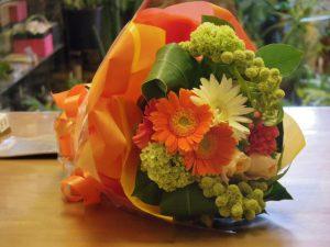 フラワーズバイアイビーの花束11