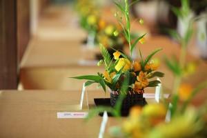 ゲストテーブル装花6