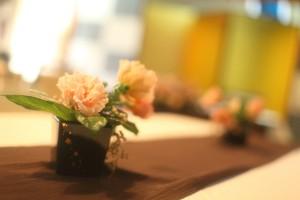 ゲストテーブル装花10
