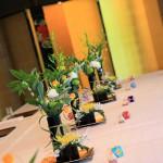 ゲストテーブル装花11
