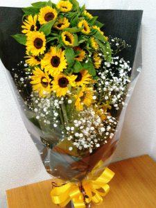 フラワーズバイアイビーの花束14