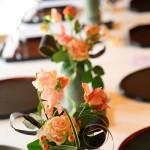 ゲストテーブル装花15