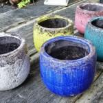 陶器鉢-1