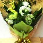 江南市の花屋アイビーの花束