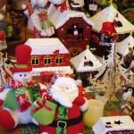 江南市の花屋アイビーのクリスマス雑貨
