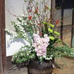 江南市のお花屋アイビーのブライダルフラワー