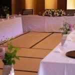 江南市の花屋アイビーの婚礼