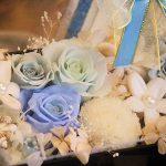 江南市の花屋アイビーのプリザーブドフラワー