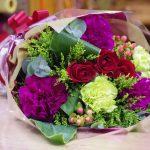 フラワーズバイアイビーの花束