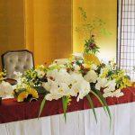 萬松館結婚式